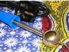 Electric Batik Tjanting Tool